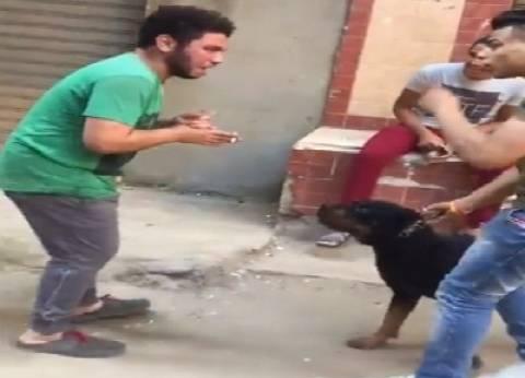 """روايات الأهالي عن ضحية """"كلب فيصل"""": كان عايز إستروكس.. ومشي من المنطقة"""