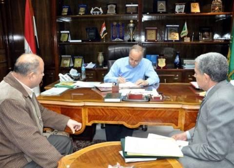 محافظ القليوبية: برنامج جديد لإعادة تدوير أصول وأملاك الدولة