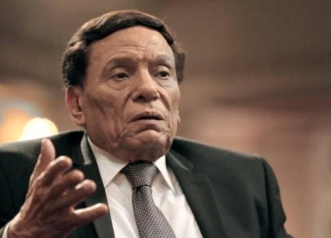 """عادل إمام: """"كل الشعب المصري نفسه حبيبته تبقى شادية"""""""