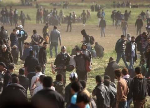 """فلسطينيو الخط الأخضر يشاركون في """"مسيرات يوم الأرض"""""""