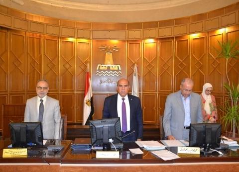 جامعة الإسكندرية تعلن قواعد الأبحاث مع أعضاء هيئة التدريس من الخارج