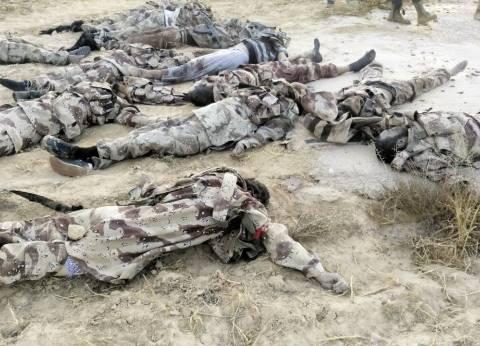 مقتل 9 تكفيريين وتدمير عدد من البؤر الإرهابية في رفح