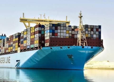 ميناء غرب بورسعيد يستقبل 10550 طن قمح أوكراني