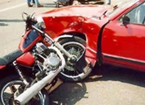 تعرض قاض لحادث تصادم أثناء توجهه للإشراف على لجنته في 6 أكتوبر