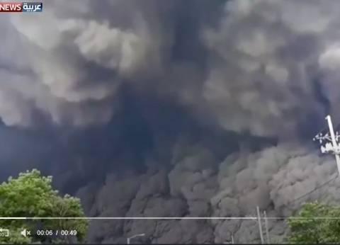 إيقاف البحث عن نحو 200 مفقود من ضحايا بركان جواتيمالا