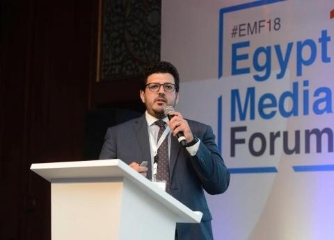 عمرو العراقي: على الصحفي خلق بياناته دون انتظار قانون لإتاحة المعلومات