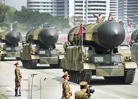 كوريا الشمالية تهدد الولايات المتحدة: حرب بحرب.. ونووى بنووى