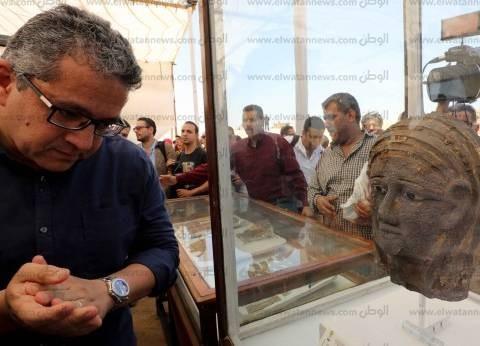 العناني: افتتاح متحف سوهاج في أغسطس.. وآخر بالغردقة مع القطاع الخاص