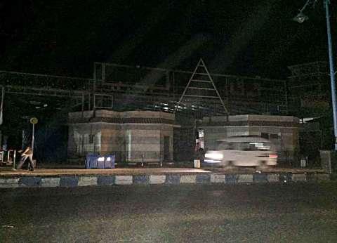 سوق ليبيا بمطروح يغلق أبوابه لانقطاع التيار الكهربائي