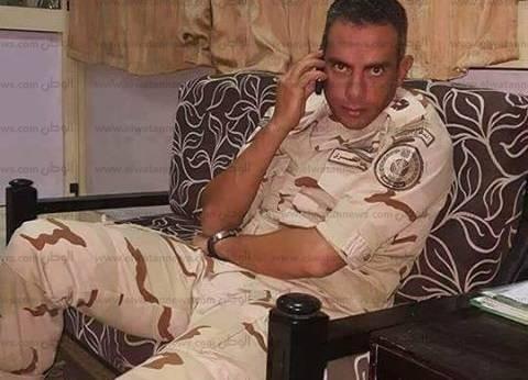 """""""الوطن"""" تنشر صورة المقدم أحمد مالك أحد شهداء اشتباكات جبل الحلال"""