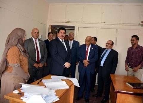 رئيس هيئة قضايا الدولة: الحكومة تتوسع في افتتاح مقرات لائقة بالمحافظات