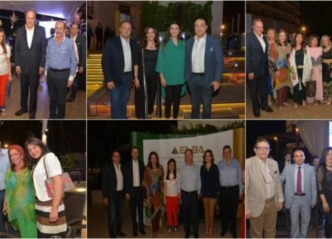 حفل سحور الجمعية المصرية اللبنانية بحضور سفير لبنان بالقاهرة