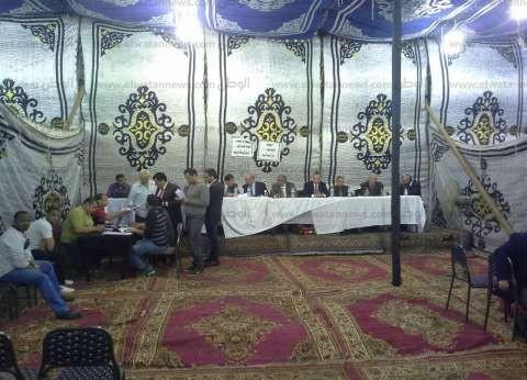 مؤشرات أولية| لجنة بالفيوم: 1914 صوت للسيسي و 65 لموسى مصطفى