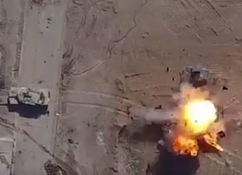سوريا تعلن إسقاط طائرة إسرائيلية بعد غارة على موقع عسكري قرب تدمر.. وتل أبيب تنفي
