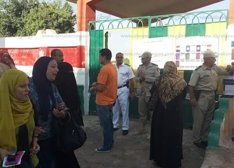 مصدر أمني: قائد الجيش الثاني يتفقد قوات تأمين اللجان بمحافظة دمياط