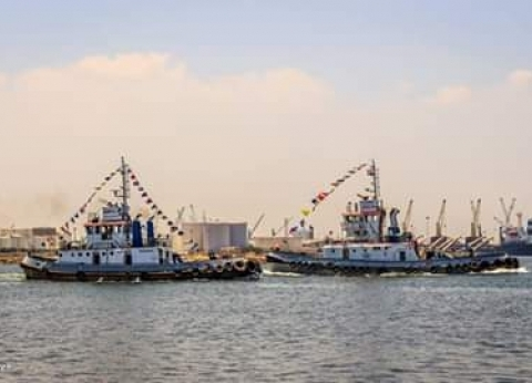 61 ألف طن قمح رصيد صومعة الحبوب والغلال بميناء دمياط