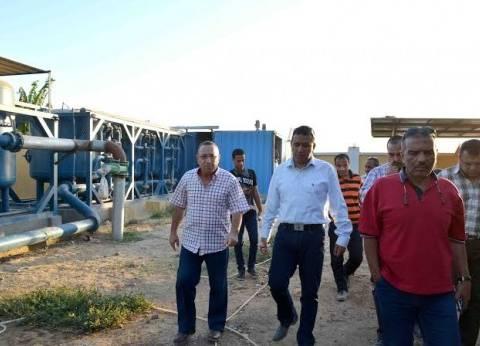 رئيس مدينة الطود بالأقصر: رصف عدد من الطرق بتمويل من الصندوق الاجتماعي
