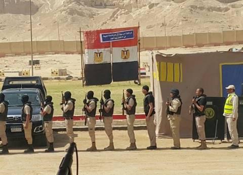 بالصور  مدير أمن سوهاج يشهد الاحتفال بيوم المجند بإدارة قوات الأمن