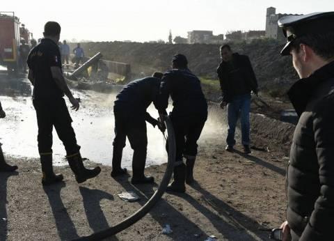 """أهالي """"عمال الإسكندرية المتفحمين"""" يتسلمون جثامين ذويهم"""