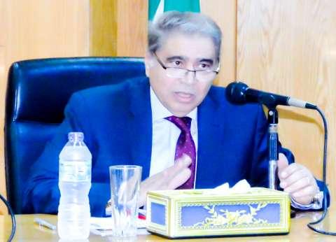 محافظ المنيا ينعى شهداء حادث دير الأنبا صموئيل: إرهاب أسود