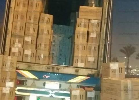 """""""الغندور"""": ميناء الإسكندرية يشهد نشاطا في حركة السفن"""