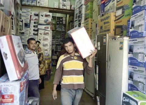 شكاوى من ارتفاع أسعار الأجهزة الكهربائية في الإسكندرية.. وتجار: المبيعات انخفضت بنسبة 60%