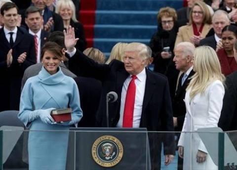 40 صورة تلخص مراسم تنصيب ترامب رئيسا للولايات المتحدة الأمريكية