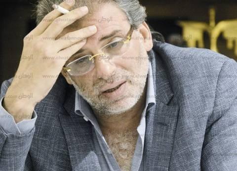 خالد يوسف يعلن عن تحويل قصة حياة خالد محيي الدين إلى فيلم سنيمائي