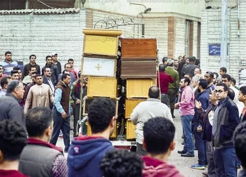 مصر تتألم: 43 شهيداً فى هجوم إرهابى على كنيستين