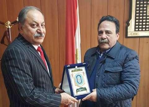 رئيس اتحاد عمال العراق: دور مصر في مساندة القضايا العربية مهم