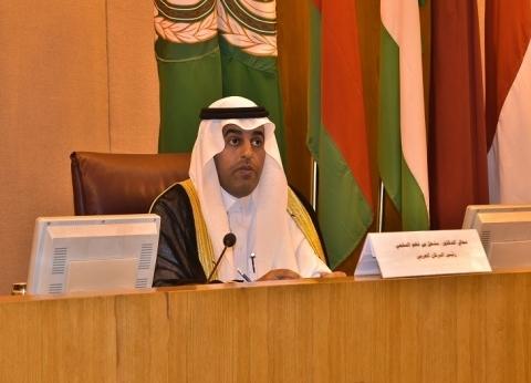 """رئيس البرلمان العربي: حان وقت رفع اسم السودان من قائمة """"دول الإرهاب"""""""