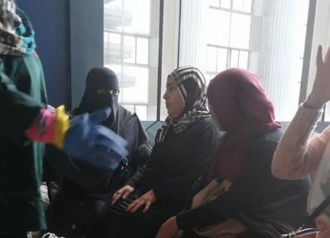 """مأساة أهالي وجدعنة مصريين.. """"الوطن"""" داخل معهد ناصر بعد حادث محطة مصر"""