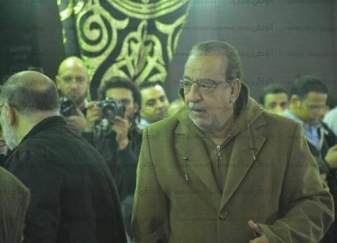 عاجل| وفاة الفنان أحمد راتب