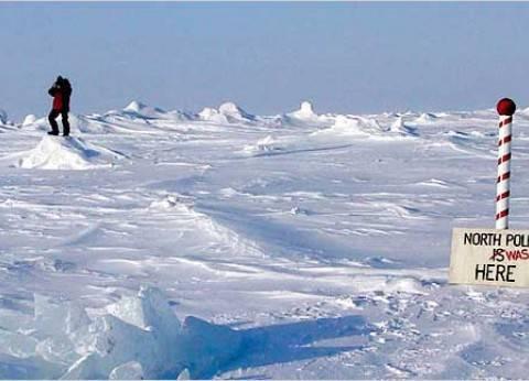 """""""الجيش الروسي"""" يختبر نماذج جديدة من المعدات العسكرية في القطب الشمالي"""