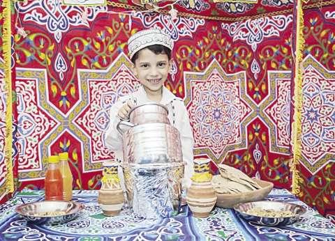 خيمة رمضانية للأطفال: سيبى عيالك وروحى صلى