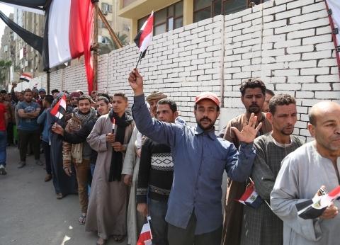 سياسيون: المشاركة الكثيفة فى الاستفتاء صفعة لدُعاة المقاطعة