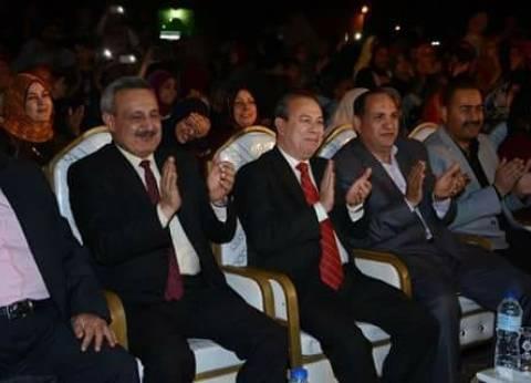 """محافظ دمياط يشهد الاحتفال بيوم """"التراث العالمي"""" بطابية عرابي"""