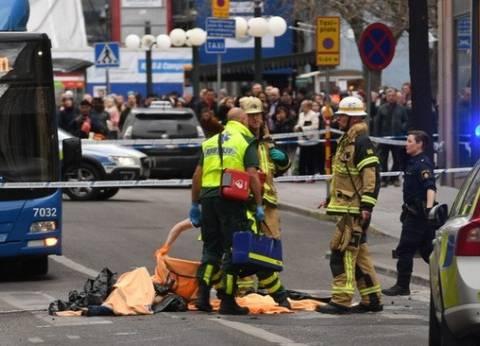اعتقال مشتبه به آخر له صلة بحادث الدهس في السويد