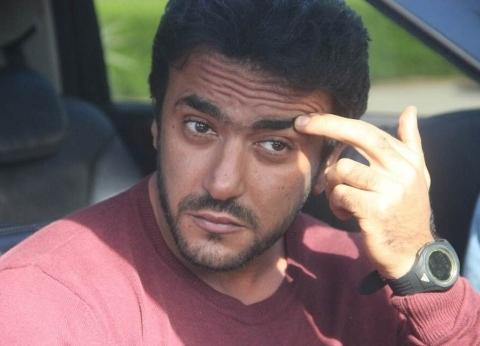 """أحمد العوضي ينشر صورة مع أمير كرارة من كواليس """"كلبش 3"""""""