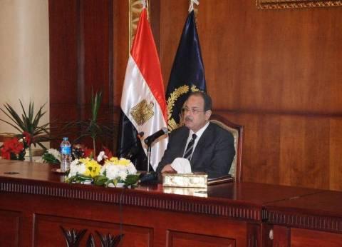 وزير الداخلية يهنئ الضباط والأفراد بمناسبة شهر رمضان