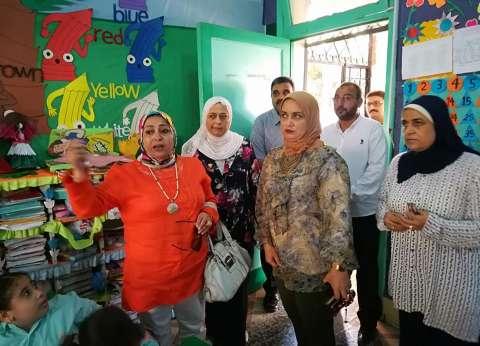 """""""تعليم الإسكندرية"""" تستبعد وكيل الابتدائي بمدرسة نجيب الكيلاني للغات"""