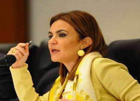 وزيرة التعاون تناقش مع محافظ مطروح تنمية الساحل الشمالي الغربي