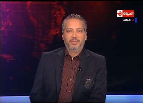 """تامر أمين لرواد التواصل الاجتماعي بعد ترشح """"موسى"""": """"ارتحتوا كده؟"""""""