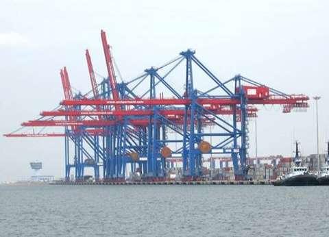 الانتهاء من المرحلة الأولى من أرصفة ميناء شرق بورسعيد في 2018