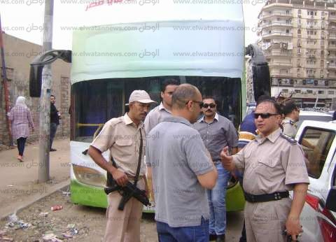 حملة مكبرة لإزالة الإشغاﻻت بحي غرب المنصورة