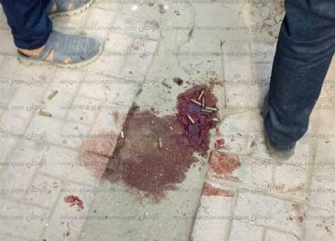 """صورة الإرهابي الذي حاول اقتحام """"كنيسة حلوان"""""""