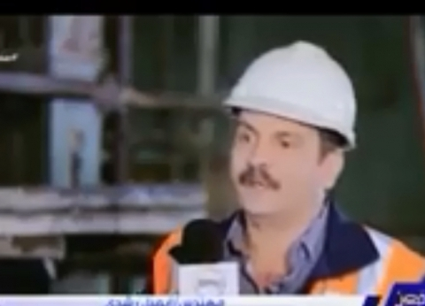 """المدير التنفيذي بـ""""أنفاق بورسعيد"""": عملنا في درجة حرارة 25 تحت الصفر"""