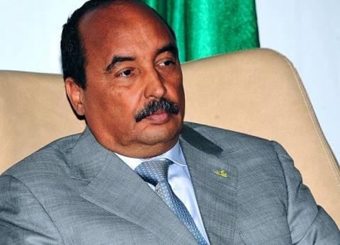 الرئيس الموريتاني يؤكد حرصه على تعزيز العلاقات مع المغرب