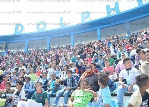quotالبحر الأحمرquot تحتفل بيوم اليتيم وتكّرم حفظة القرآن الكريم