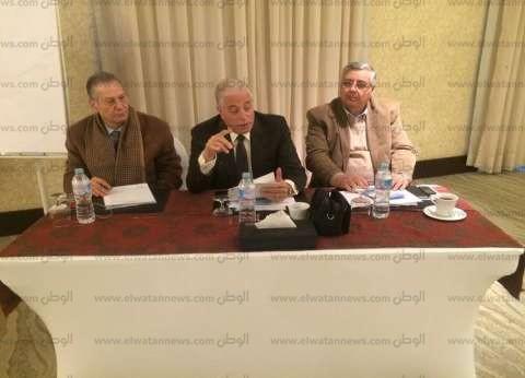 محافظ جنوب سيناء يشهد التحضير للمؤتمر الدولي الأول للسياحة العلاجية